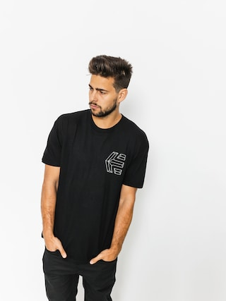 Etnies T-Shirt Linear Icon (black)