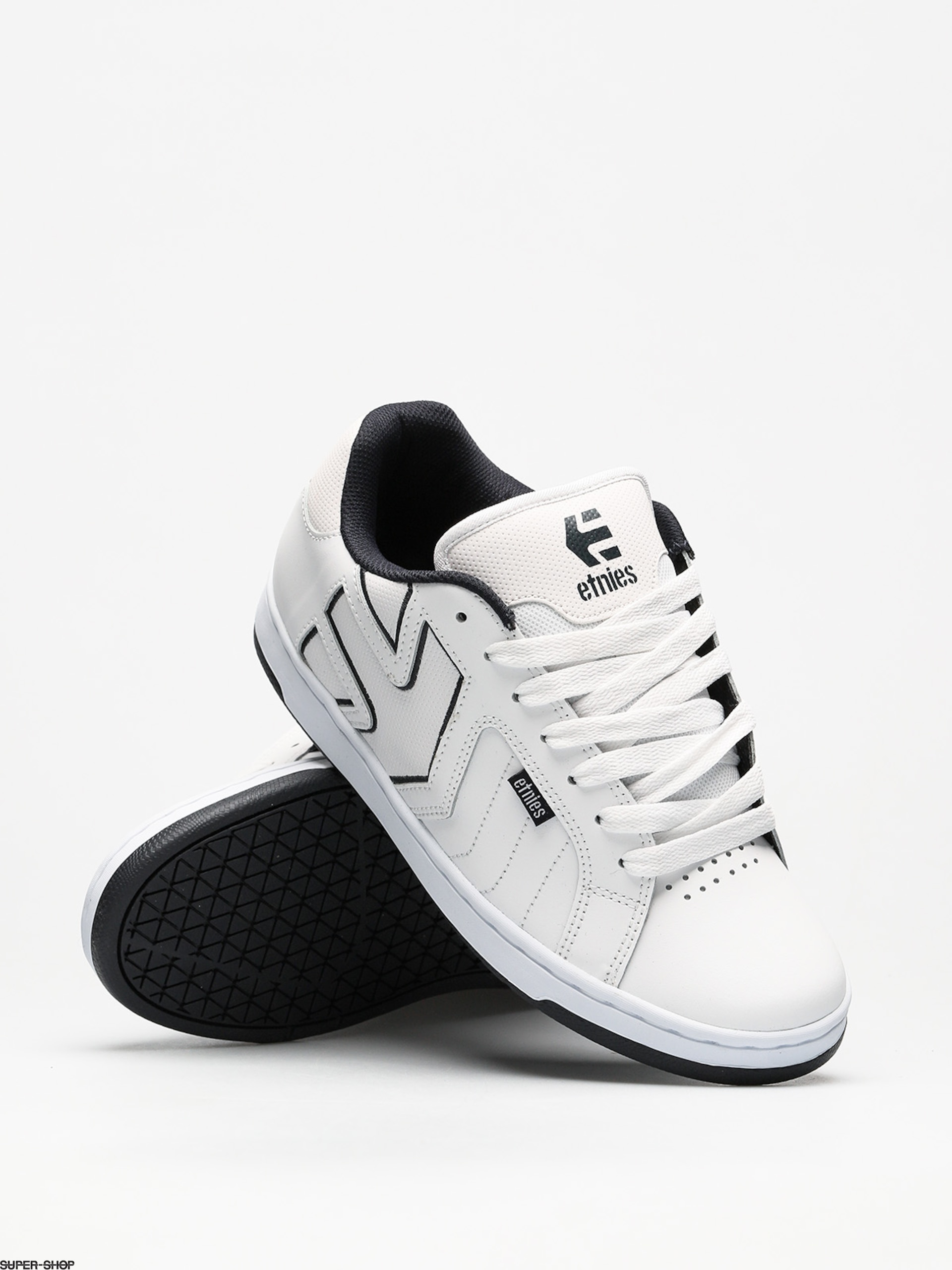 Etnies Skateboard Shoes Fader 2 White//Navy