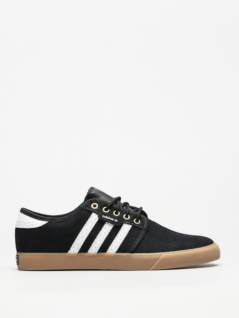 adidas Schuhe Seeley (core black/ftwr white/gold met)