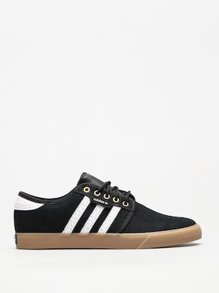 adidas Shoes Seeley (core black/ftwr white/gold met)