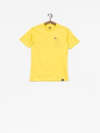 Dickies T-Shirt Stockdale Wmn (dusk yellow)