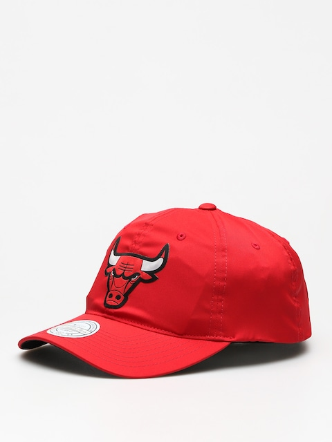Mitchell & Ness Cap Light & Dry Chicago Bulls ZD (red)