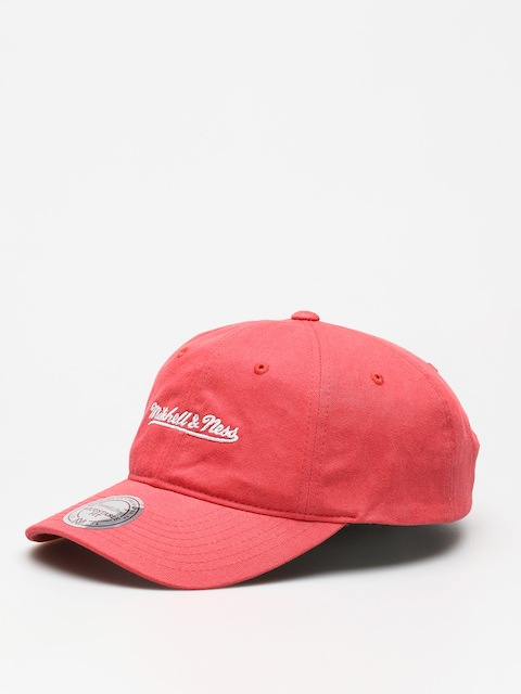 Mitchell & Ness Cap Washed Cotton Dad ZD (coral)