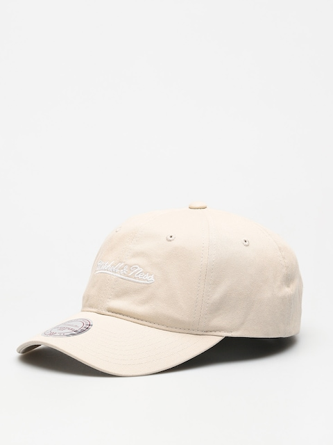 Mitchell & Ness Cap Washed Cotton Dad ZD (beige)