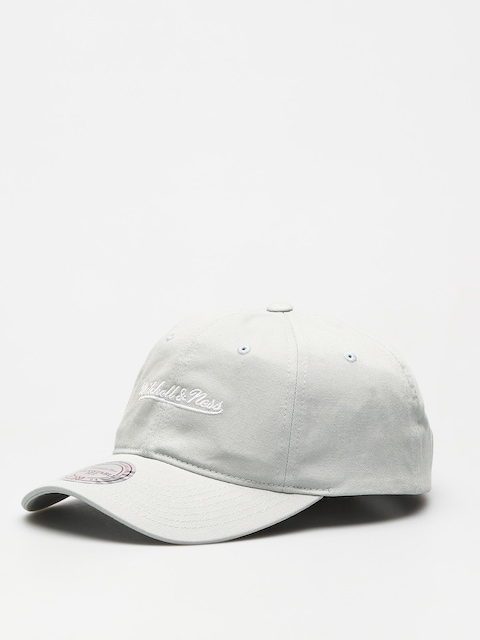 Mitchell & Ness Cap Washed Cotton Dad ZD (light grey)