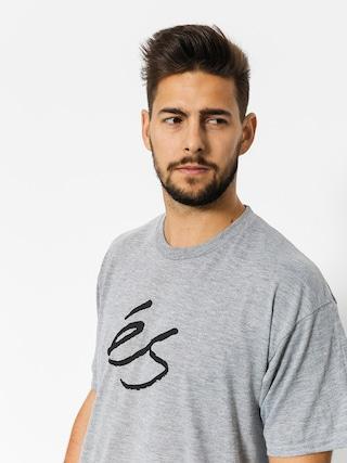 Es T-Shirt Mid Script Tech (grey/heather)