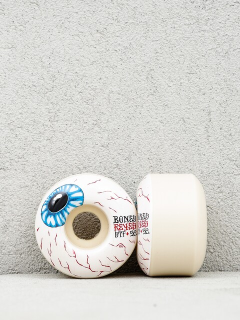 Bones Wheels Reyes Eyeball Formula V4 (white)