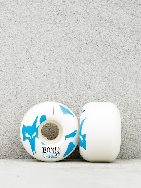 Bones Wheels Reflection Formula P2 84B (white)