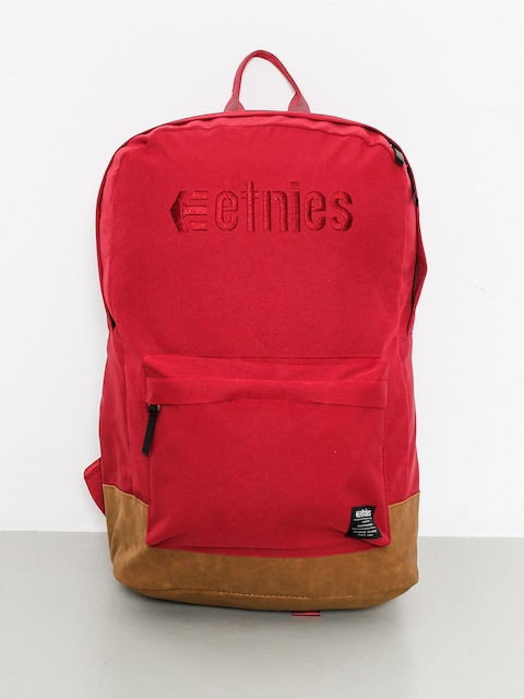 Etnies Rucksack Essential (red)