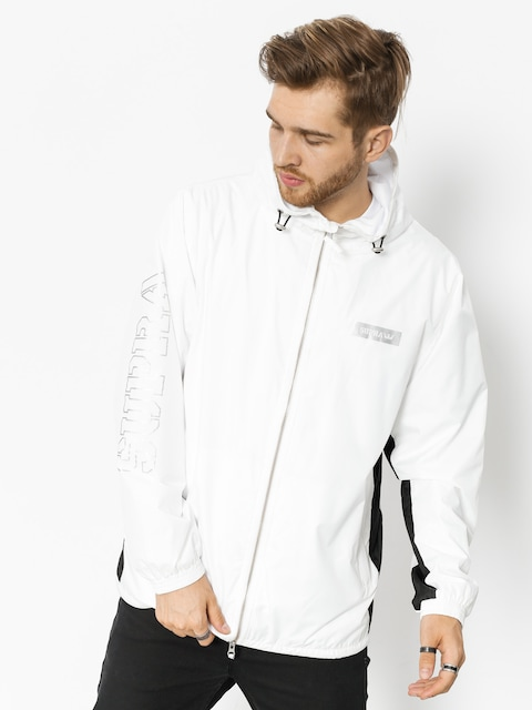 Supra Jacket Wind Jammer (white/black)