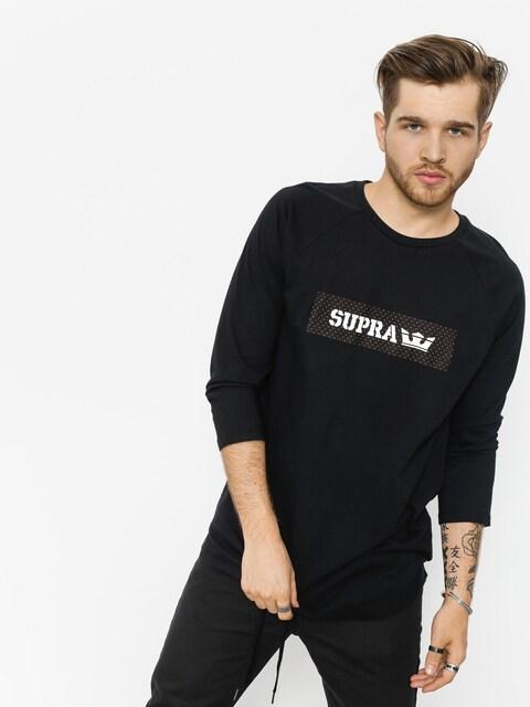 Supra T-shirt Koszulka Perf Prm 3/4 Rgln Cw