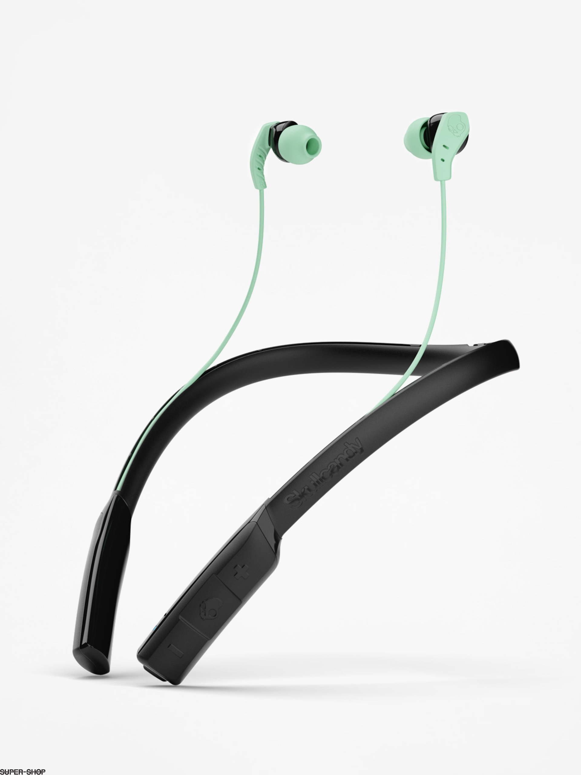 Skullcandy Kopfhörer Method Wireless BT (black/mint/mint)