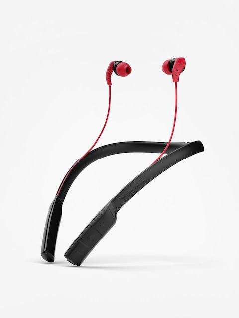 Skullcandy Kopfhörer Method Wireless BT (black/red/red)