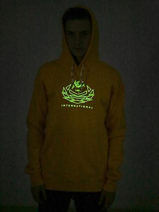 Koka Hoody Laurel HD (yellow)