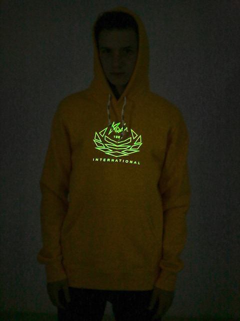 Koka Hoodie Laurel HD (yellow)