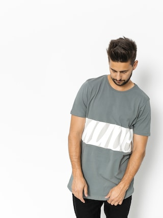 Hype T-shirt Script Pannel (grey/grey)