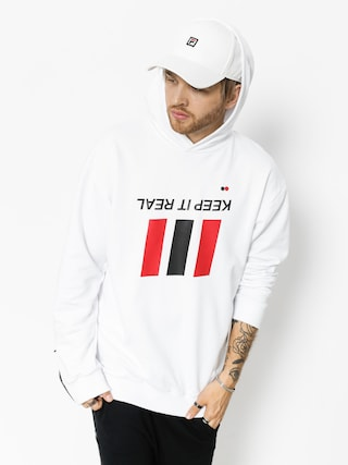 Majors Hoody Kept HD (white)