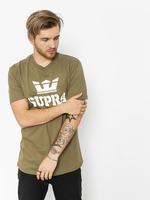 Supra T-shirt Above Reg