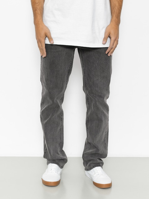 Etnies Pants Essential Straight Denim (granite wash)