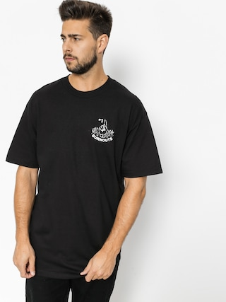 Emerica T-shirt Burnt (black)