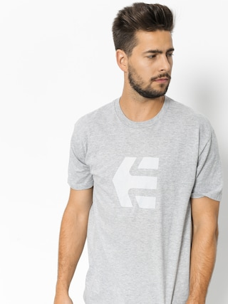 Etnies T-shirt Mod Icon (grey/heather)