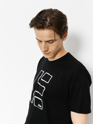 Etnies T-Shirt Sketch Outline (black)