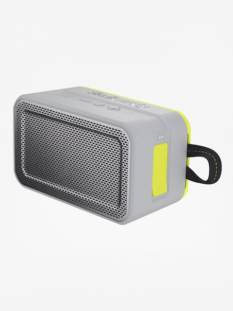 Skullcandy Lautsprecher Barricade XL BT (gray/charcoal/hot lime)