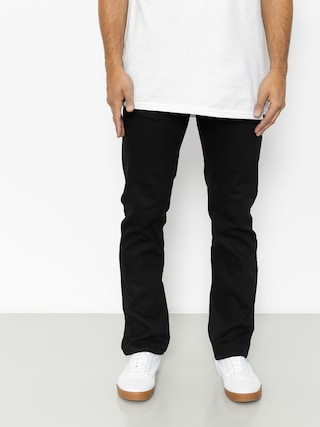 Etnies Pants Essential Straight Denim (black)