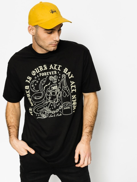 DGK T-shirt Our World (black)