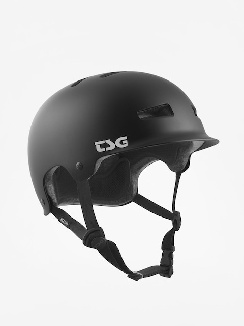 TSG Helm Nipper Mini Solid (satin black)