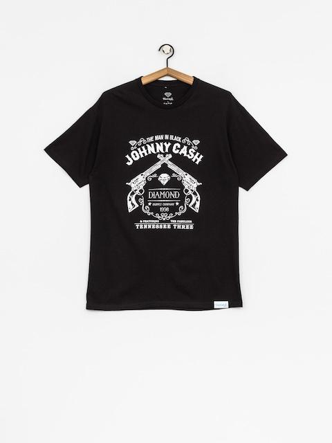 Diamond Supply Co. T-shirt Tennessee Three (black)