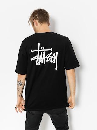 Stussy T-Shirt Basic (black)
