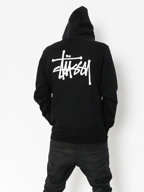 Stussy Hoodie Basic ZHD (black)