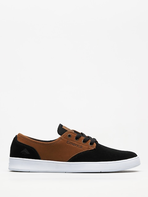 Emerica Shoes The Romero Laced (black/brown)