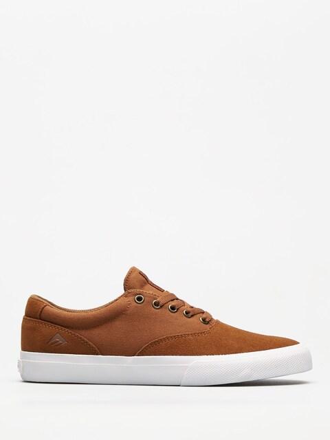 Emerica Schuhe Provost Slim Vulc (tan/white)
