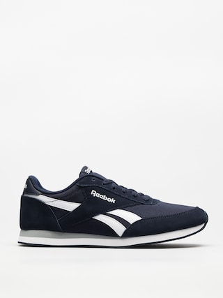 Reebok Shoes Royal Cl Jogger 2 (collegiate navy/white/baseball grey)