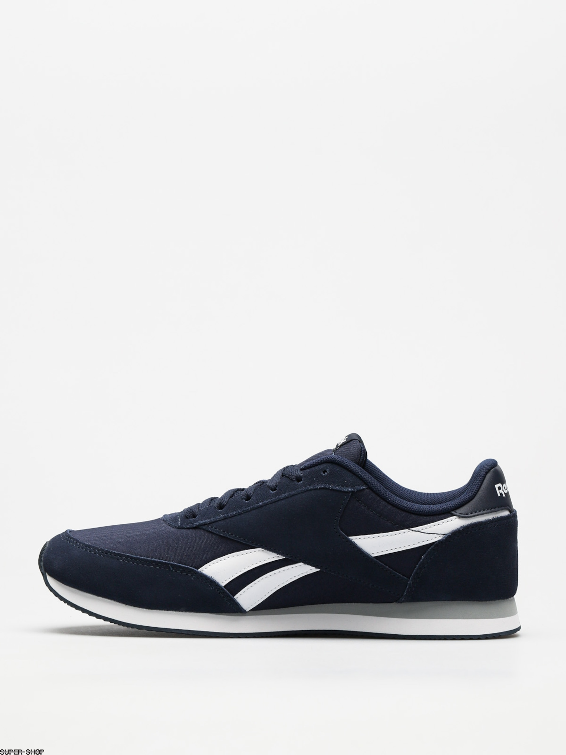 a24a191a86fec0 Reebok Shoes Royal Cl Jogger 2 (collegiate navy white baseball grey)