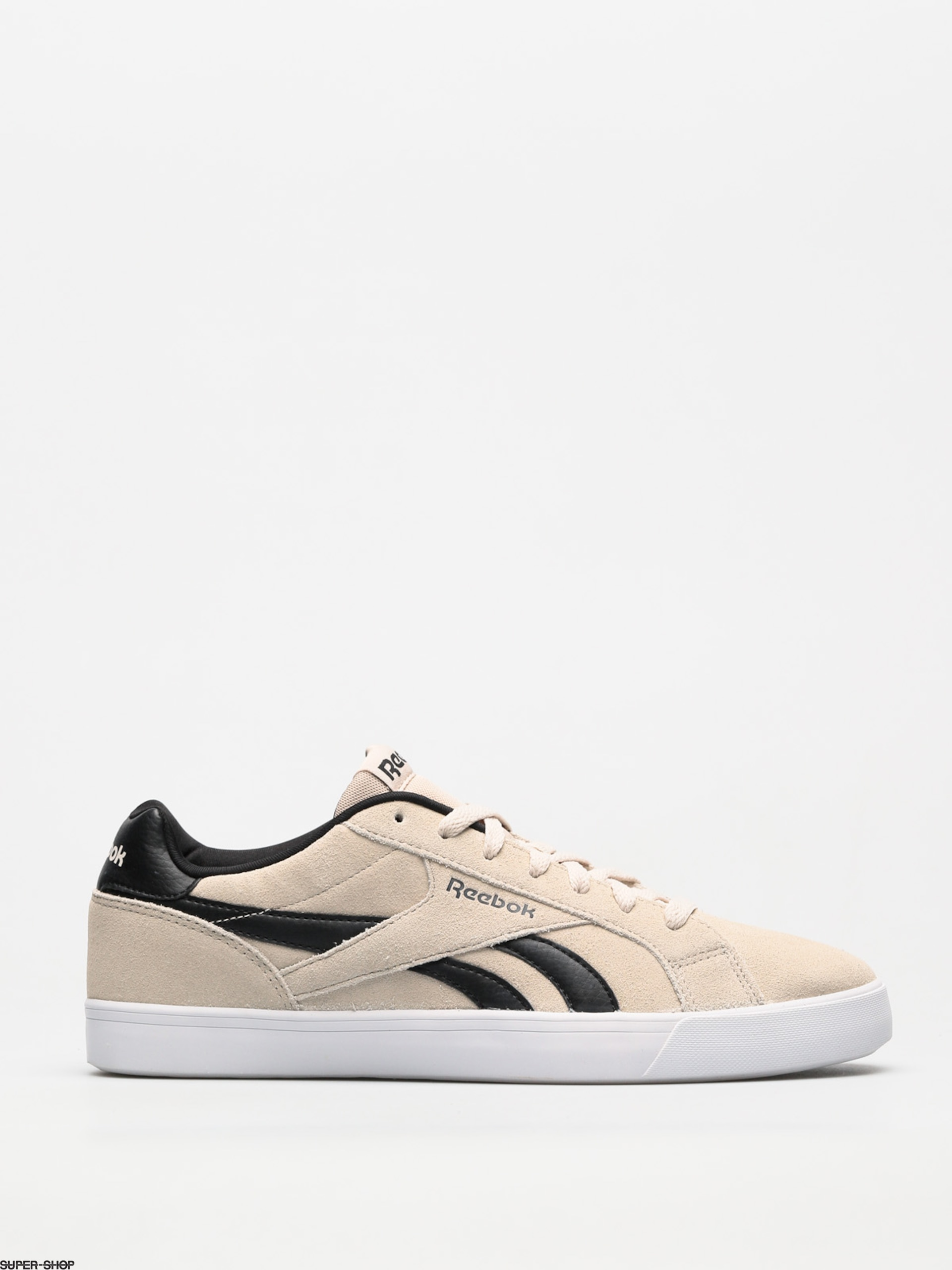 Reebok Shoes Royal Complete 2Ls (stucco/black/white)