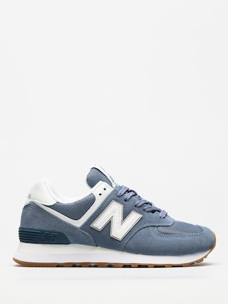 New Balance Shoes 574 Wmn (light porcelain blue)