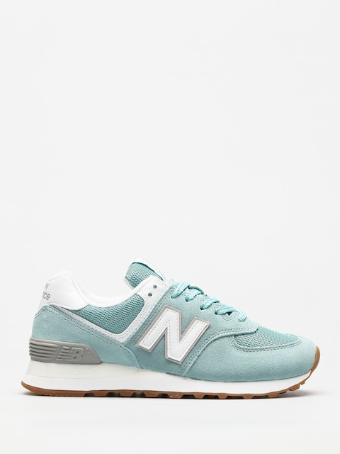 New Balance Shoes 574 Wmn (storm blue)