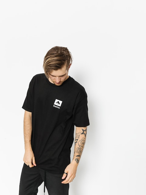 Emerica T-shirt Brand Combo (black)