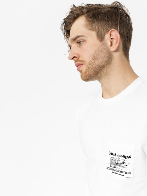Etnies T-Shirt Beer And Fish (white)