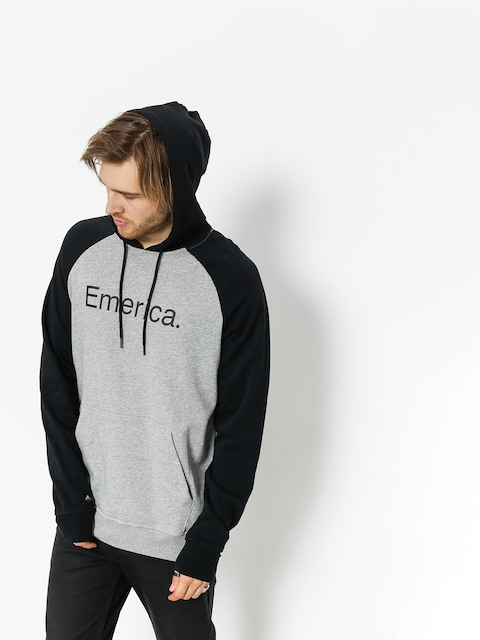 Emerica Hoodie Purity HD (black/grey)