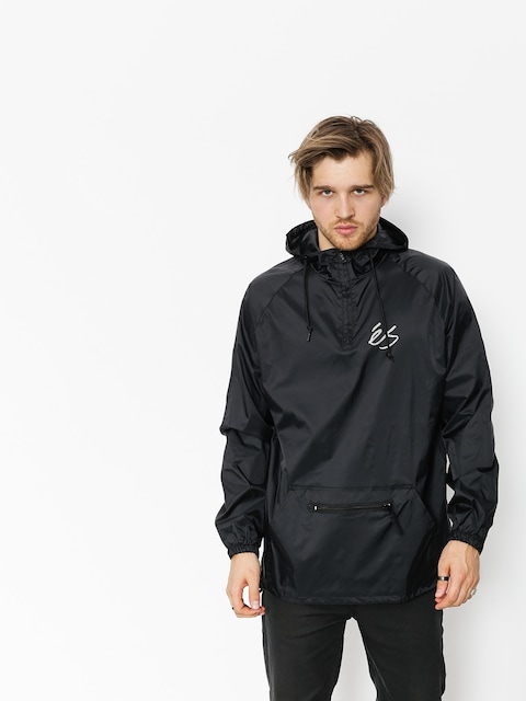 Es Jacket Packable Anorak (black)