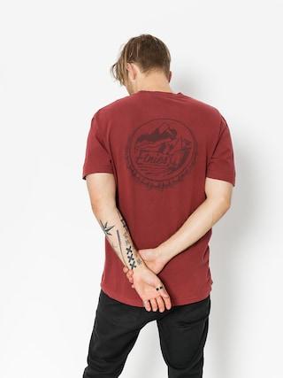 Etnies T-shirt Bottlecap (burgundy)