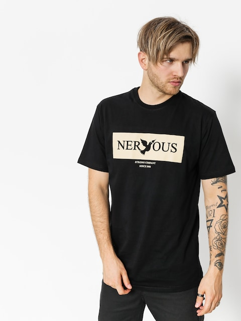 Nervous T-Shirt Brandbox