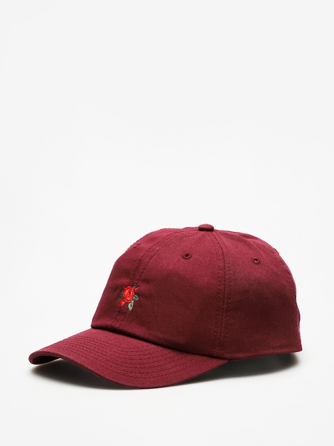 Nervous Cap Dad Rose ZD (maroon)