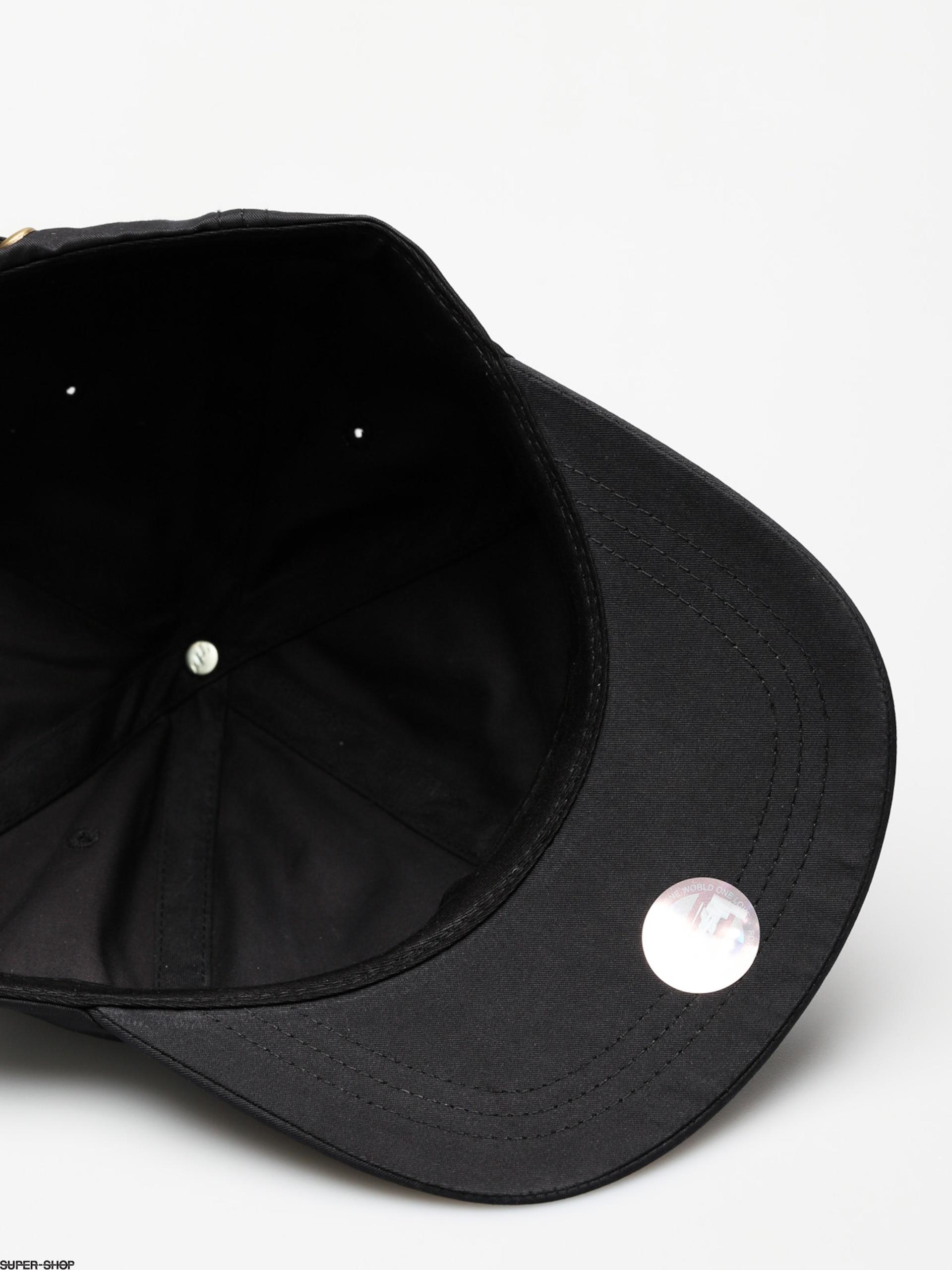 a7bcaf5fb1ba9 Stussy Cap Stock Low Pro ZD (black)