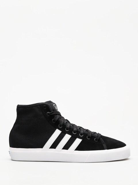 adidas Schuhe Matchcourt High Rx (core black/ftwr white/gum4)