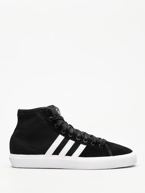 adidas Shoes Matchcourt High Rx (core black/ftwr white/gum4)